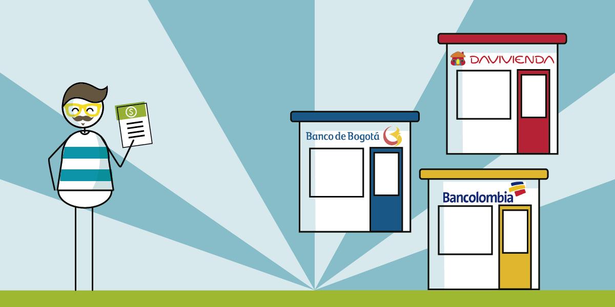 pago en bancos